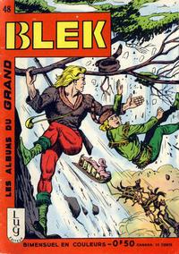 Cover Thumbnail for Blek (Editions Lug, 1963 series) #48