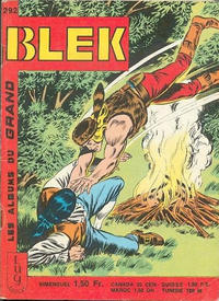 Cover Thumbnail for Blek (Editions Lug, 1963 series) #292