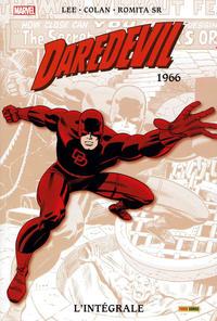 Cover Thumbnail for Daredevil : L'intégrale (Panini France, 2014 series) #1966