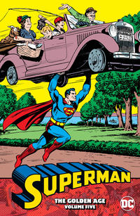 Cover Thumbnail for Superman: The Golden Age (DC, 2016 series) #5