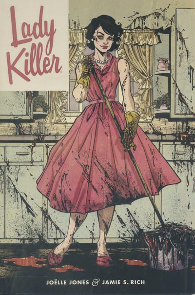Cover for Lady Killer (Dark Horse, 2015 series) #[1]