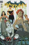 Cover Thumbnail for Batman (2016 series) #50 [Coliseum of Comics Alé Garza & Mostafa Moussa Color Cover]