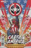 Cover Thumbnail for Captain America (2017 series) #701 [David Nakayama 'Deadpool']