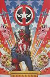 Cover Thumbnail for Captain America (2017 series) #701 [David Nakayama Virgin 'Deadpool']