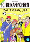 Cover Thumbnail for F.C. De Kampioenen (1997 series) #1 - Zal 't gaan, ja? [Herdruk 2007]