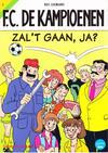 Cover for F.C. De Kampioenen (Standaard Uitgeverij, 1997 series) #1 - Zal 't gaan, ja? [Herdruk 2007]