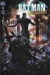 Cover Thumbnail for The Batman Who Laughs (2019 series) #1 [Scorpion Comics Clayton Crain Custom Cover]