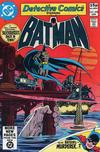 Cover Thumbnail for Detective Comics (1937 series) #498 [British]