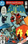 Cover Thumbnail for Detective Comics (1937 series) #504 [British]
