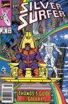 Cover for Silver Surfer (Marvel, 1987 series) #v3#35 [Mark Jewelers]