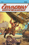 Cover Thumbnail for The Cimmerian: Queen of the Black Coast (2020 series) #1 [Cover C: Ed Benes Action Comics Homage]