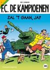 Cover for F.C. De Kampioenen (Standaard Uitgeverij, 1997 series) #1 - Zal 't gaan, ja? [Herdruk 2012]