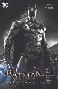 Cover Thumbnail for Batman: Arkham Knight (DC, 2016 series) #3