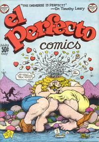 Cover Thumbnail for El Perfecto Comics (The Print Mint Inc, 1973 series)