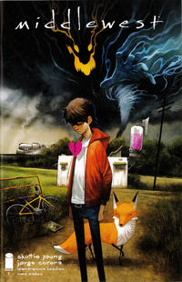 Cover Thumbnail for Middlewest (Image, 2018 series) #1 [Cover A]