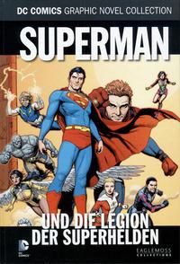 Cover Thumbnail for DC Comics Graphic Novel Collection (Eaglemoss Publications, 2015 series) #76 - Superman - Superman und die Legion der Superhelden