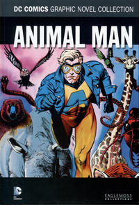 Cover Thumbnail for DC Comics Graphic Novel Collection (Eaglemoss Publications, 2015 series) #95 - Animal Man