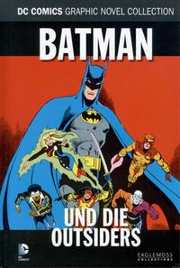 Cover Thumbnail for DC Comics Graphic Novel Collection (Eaglemoss Publications, 2015 series) #98 - Batman - Batman und die Outsiders