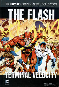 Cover Thumbnail for DC Comics Graphic Novel Collection (Eaglemoss Publications, 2015 series) #96 - The Flash - Terminal Velocity
