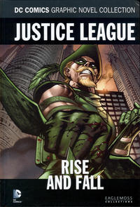 Cover Thumbnail for DC Comics Graphic Novel Collection (Eaglemoss Publications, 2015 series) #99 - Justice League - Rise and Fall