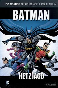 Cover Thumbnail for DC Comics Graphic Novel Collection (Eaglemoss Publications, 2015 series) #105 - Batman - Hetzjagd