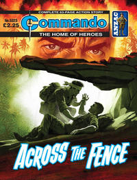Cover Thumbnail for Commando (D.C. Thomson, 1961 series) #5323