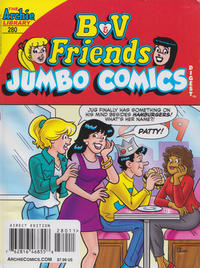 Cover Thumbnail for B&V Friends Double Digest Magazine (Archie, 2011 series) #280
