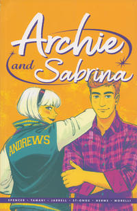 Cover Thumbnail for Archie by Nick Spencer (Archie, 2019 series) #2 - Archie and Sabrina