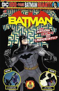 Cover Thumbnail for Batman Giant (DC, 2019 series) #5