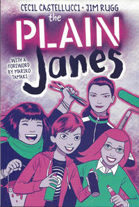Cover Thumbnail for The Plain Janes (Little, Brown, 2020 series)