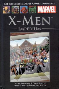 Cover Thumbnail for Die offizielle Marvel-Comic-Sammlung (Hachette [DE], 2013 series) #24 - X-Men: Imperium