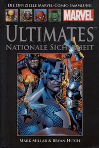 Cover Thumbnail for Die offizielle Marvel-Comic-Sammlung (Hachette [DE], 2013 series) #29 - Ultimates: Nationale Sicherheit
