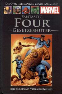 Cover Thumbnail for Die offizielle Marvel-Comic-Sammlung (Hachette [DE], 2013 series) #31 - Fantastic Four: Gesetzeshüter