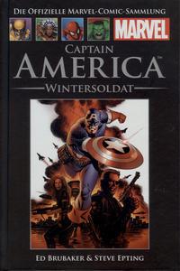 Cover Thumbnail for Die offizielle Marvel-Comic-Sammlung (Hachette [DE], 2013 series) #44 - Captain America: Wintersoldat