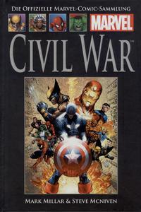 Cover Thumbnail for Die offizielle Marvel-Comic-Sammlung (Hachette [DE], 2013 series) #49 - Civil War
