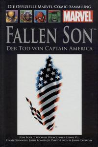 Cover Thumbnail for Die offizielle Marvel-Comic-Sammlung (Hachette [DE], 2013 series) #50 - Fallen Son: Der Tod von Captain America