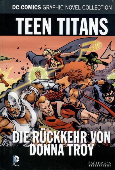 Cover for DC Comics Graphic Novel Collection (Eaglemoss Publications, 2015 series) #97 - Teen Titans - Die Rückkehr von Donna Troy