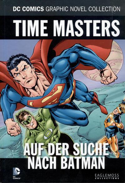 Cover for DC Comics Graphic Novel Collection (Eaglemoss Publications, 2015 series) #100 - Time Masters - Auf der Suche nach Batman