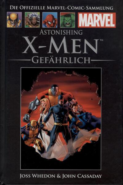 Cover for Die offizielle Marvel-Comic-Sammlung (Hachette [DE], 2013 series) #39 - X-Men: Gefährlich