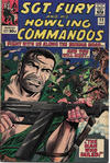 Cover for Sgt. Fury (Marvel, 1963 series) #23 [British]