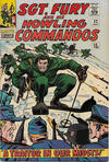 Cover for Sgt. Fury (Marvel, 1963 series) #32 [British]