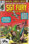Cover for Sgt. Fury and His Howling Commandos (Marvel, 1974 series) #165 [British]