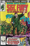 Cover for Sgt. Fury and His Howling Commandos (Marvel, 1974 series) #166 [British]