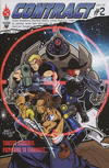 Cover for Contract (First Salvo Productions, 2008 series) #2