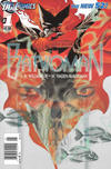Cover Thumbnail for Batwoman (2011 series) #1 [Newsstand]