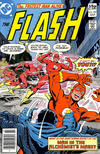 Cover for The Flash (DC, 1959 series) #287 [British]