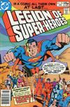 Cover for The Legion of Super-Heroes (DC, 1980 series) #259 [British]