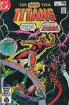 Cover for The New Teen Titans (DC, 1980 series) #6 [British]