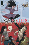 Cover for Exorsisters (Image, 2018 series) #5 [Cover A]
