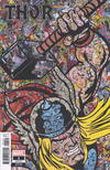 Cover Thumbnail for Thor (2020 series) #1 [Collage Variant Mr. Garcin]
